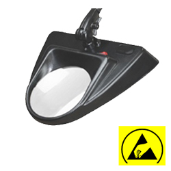 ESD-Safe Hi-Lighting Magnifiers