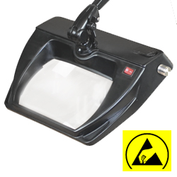 ESD-Safe Stretchview Magnifiers