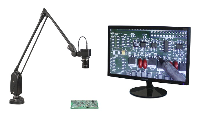 Dazor Coda Digital Magnification Amp Inspection System