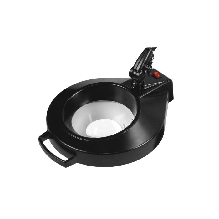Dazor Iron Man Machine Clamp Magnifier Lamp 1420e