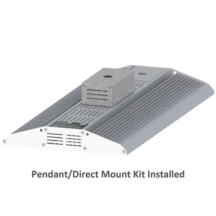 Pendant/direct Mount Kit Installed