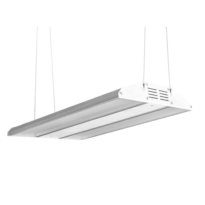 High Bay LED Overhead Lighting - 24000 Lumens