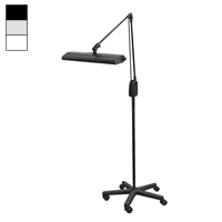 "Lumilus LED Mobile Floor Stand Light (41"")"