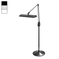 """Lumilus LED Weighted Floor Stand Light (41"""")"""
