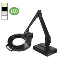 """LED Circline Desk Base Magnifier (28"""")"""