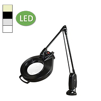 "LED Circline Clamp Mount Magnifier (33"")"