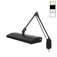 "Fluorescent 30W Pivot Base Task Light (33"")"
