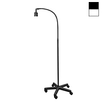 "Halogen 20W Mobile Floor Stand Light (38"")"