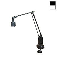 "Halogen 20W Dimmable Clamp Base Light (28"")"