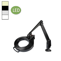 "LED Circline Clamp Mount Magnifier (28"")"