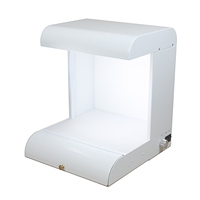 Spectrowave Cabinet White without Side Pads