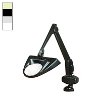 "Hi-Lighting Clamp Base Magnifier (28"")"