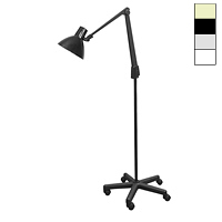 "Dazor CFL Mobile Floor Stand Light (41"")"