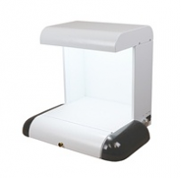 Spectrowave Cabinet White with Black Side Pads