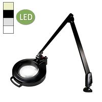 "LED Circline Clamp Mount Magnifier (42"")"