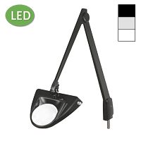 "LED Hi-Lighting Pivot Base Magnifier (42"")"