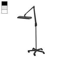 "Lumilus LED Mobile Floor Stand Light (41"")"