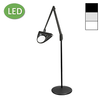 "LED Hi-Lighting Pedestal Floor Stand Magnifier (42"")"