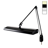 "Fluorescent 30W Pivot Base Task Light (43"")"