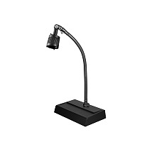 "Halogen 20W Desk Base Light (28"")"
