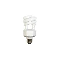 15W Compact Fluorescent CFL Bulb (Warm White)